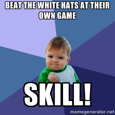 white hat meme