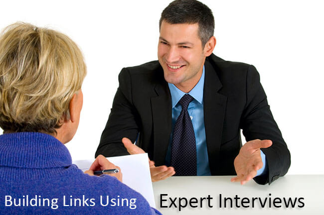 interview link building