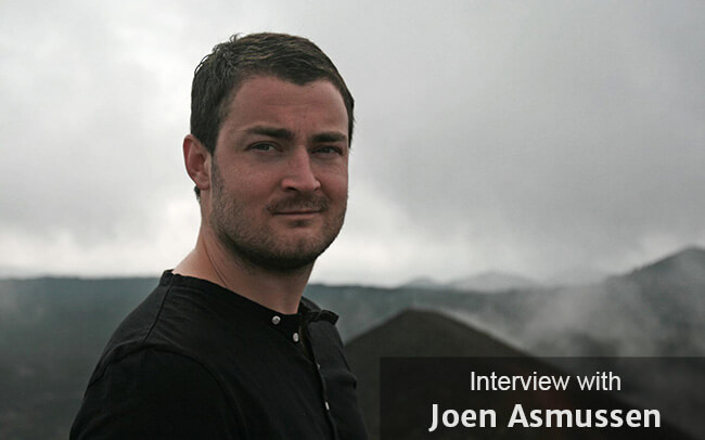 Joen Asmussen Interview